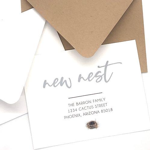 new nest (set of 12)