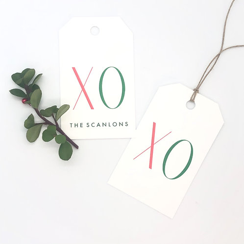 xo for the holidays