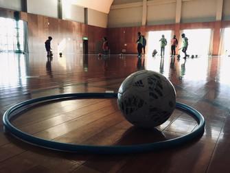 大人も子供も障害があっても一緒にスマイル!! まぜこぜスマイルウォーキングサッカーで遊ぼう!!