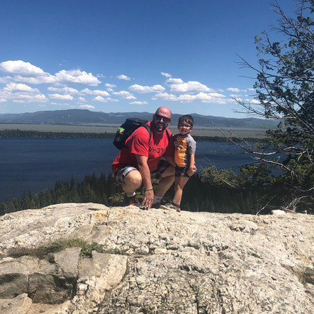 Navigating National Parks - PART TWO (June 18th to June 29th, 2019)
