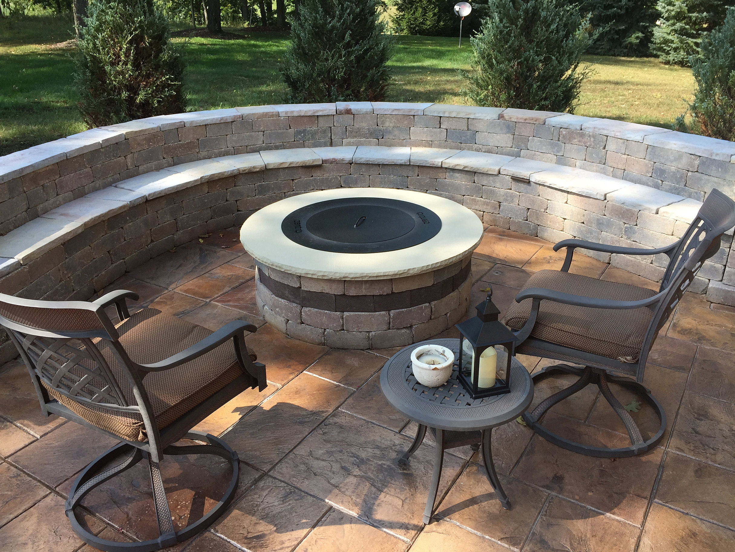 pittsburgh outdoor living home zentro fire pits