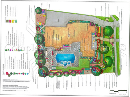 Why Commission A  Landscape Design?