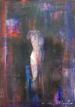 「Torso from Italy」2016年作 155×210