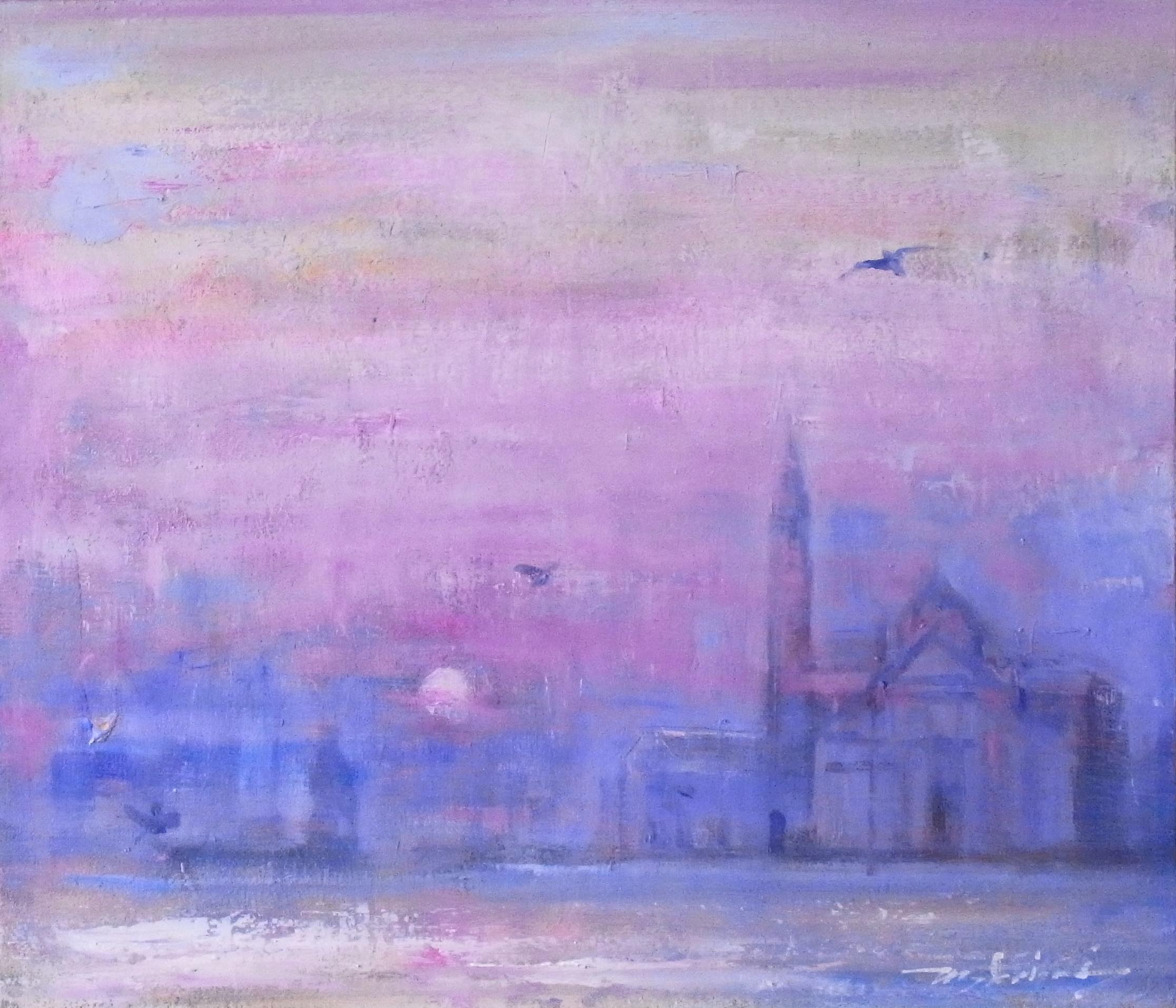 『朝のヴェネツィア』