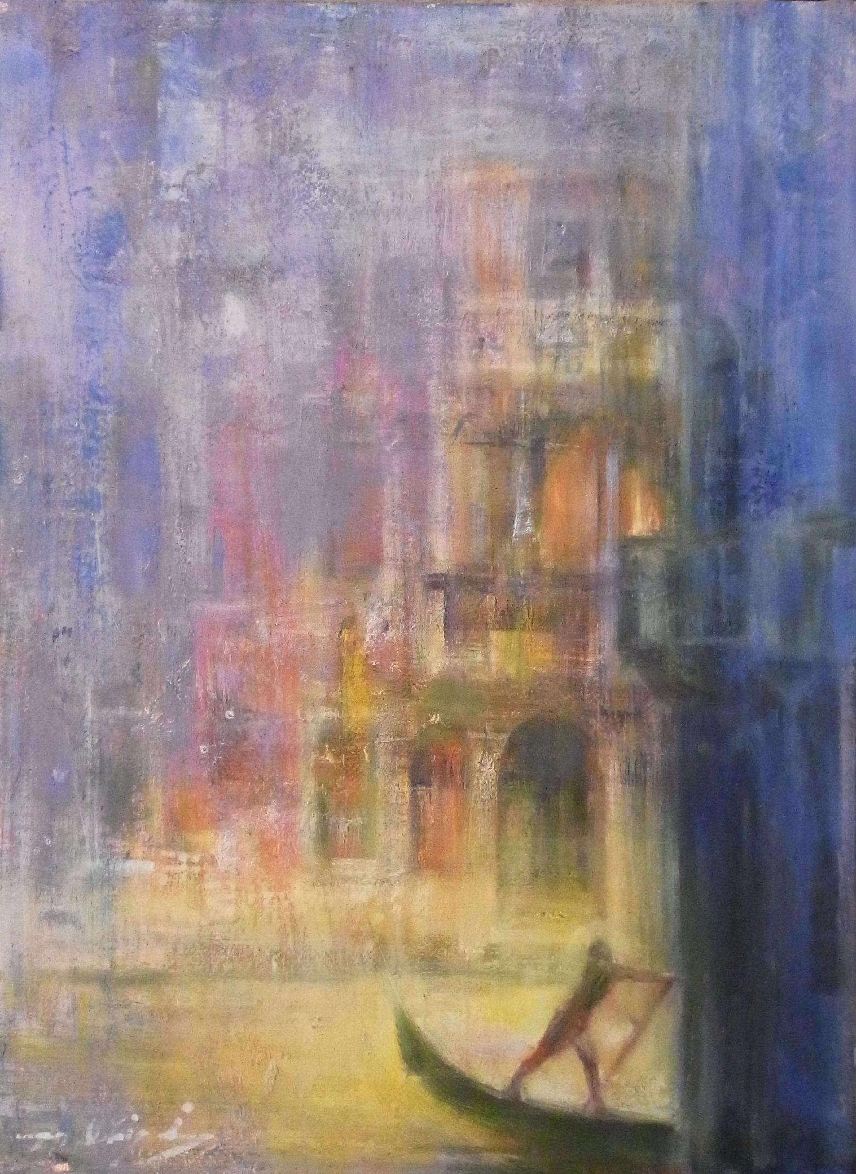 『夜のヴェネツィア』 2015年作