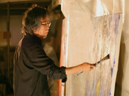 石上誠 絵画教室 ー2019年夏 2日間の体験レッスンー
