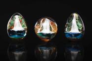 ノグチミエコガラス展 「地球2020」
