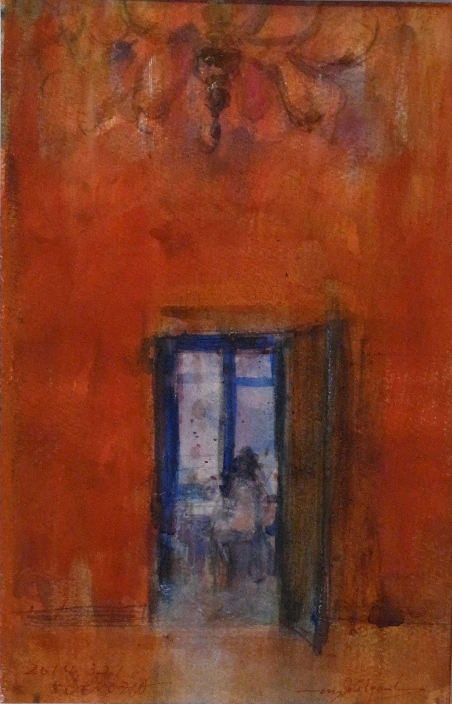 『赤い部屋』