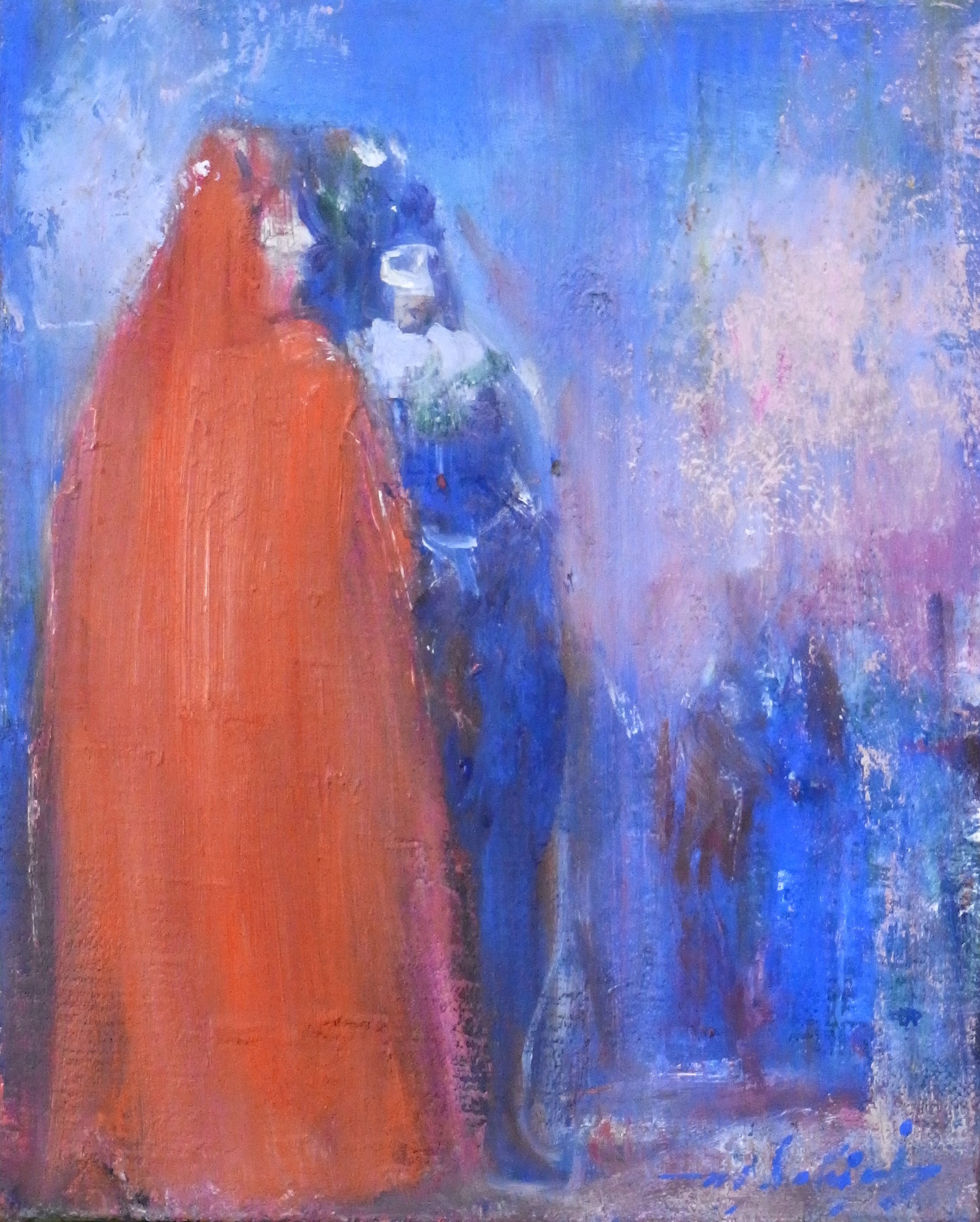 『赤と青』