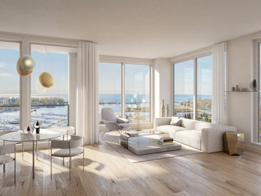 Pre-Construction Spotlight: DÉBUT Waterfront Residences in Barrie