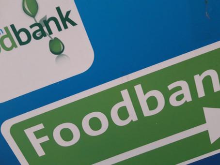 Foodbank Christmas Opening