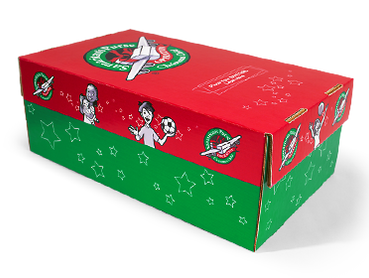 Christmas Shoeboxes Drop Off