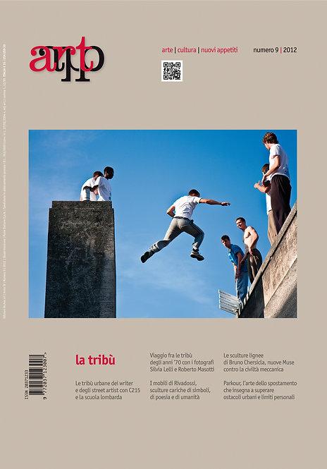 ArtApp 9   La Tribù