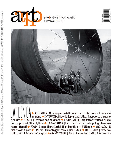 ArtApp 21 | La Tecnica