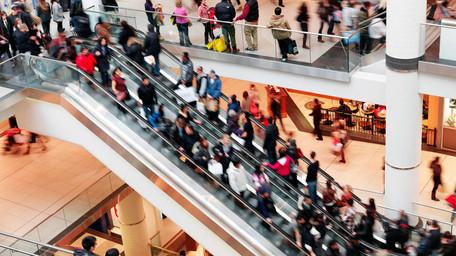 Shopping center, icone dei non-luoghi