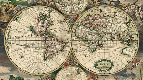 L'arte della cartografia