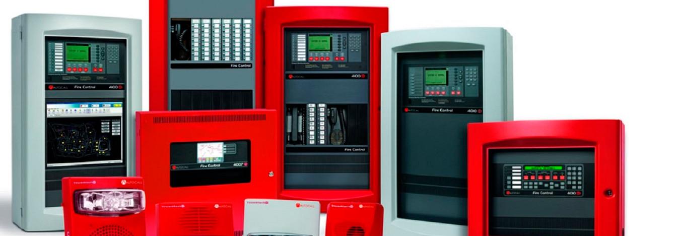 sistema de control de incendios i4net 2.