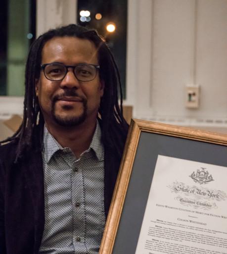 NYS Author and NYS Poet installation ceremony