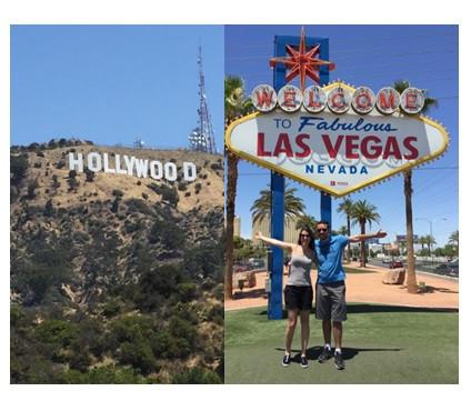 Califórnia e Las Vegas
