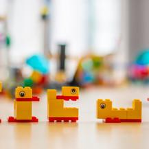LEGO Serious Play Workshop Ducks
