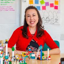 LEGO Serious Play Facilitator Mary Poffenroth