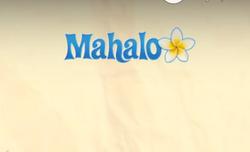 Mahalo Biology