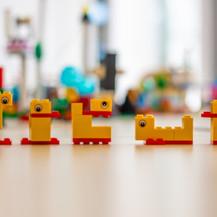 LEGO Ducks