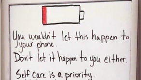 Your needs matter, do you prioritise them?