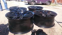 Комплект черных дисков