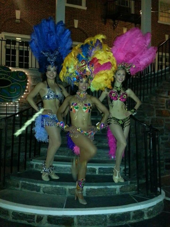 The Love Show Samba