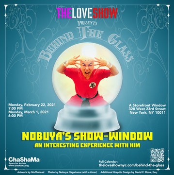 Nobuya's Show-Window