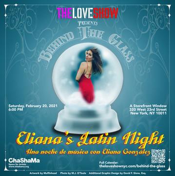 Eliana's Latin Night