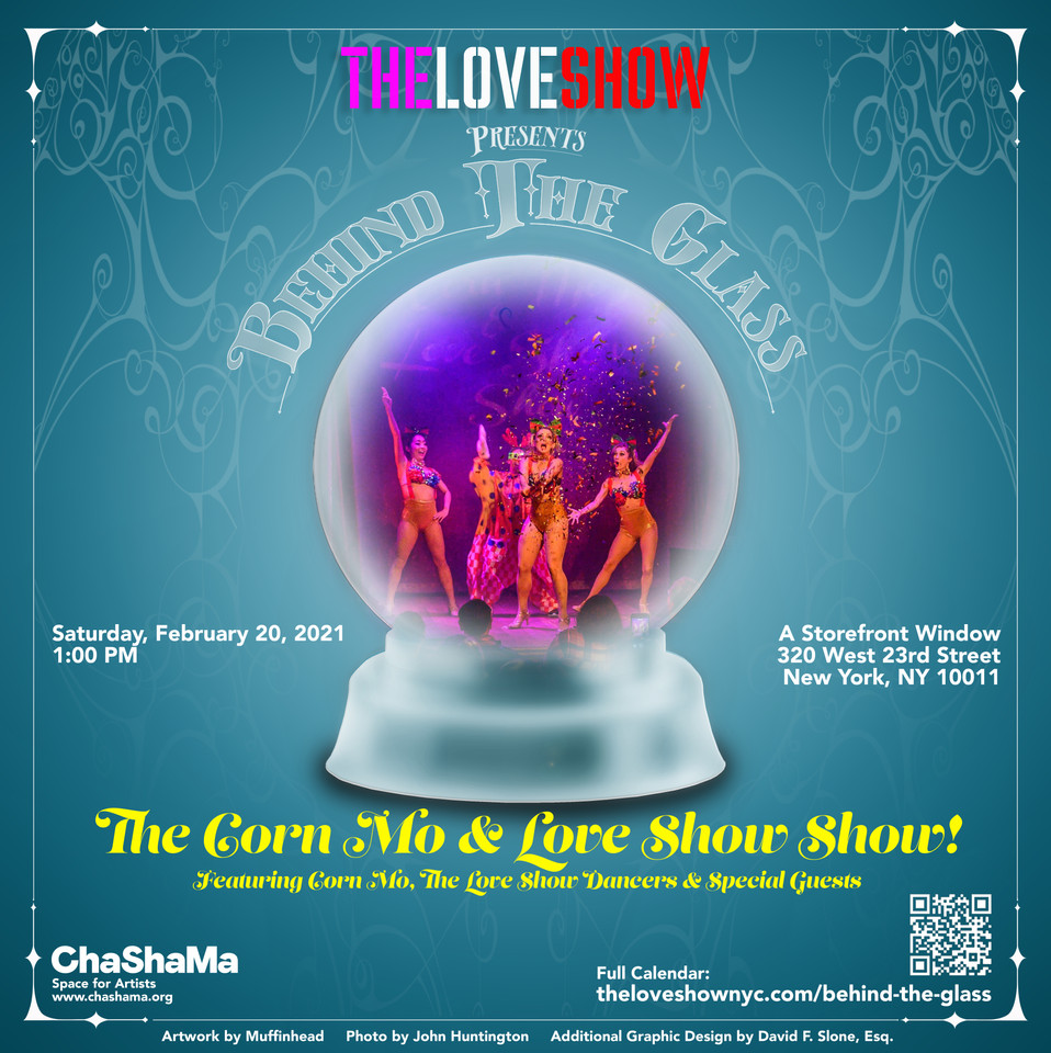 The Corn Mo & Love Show Show!