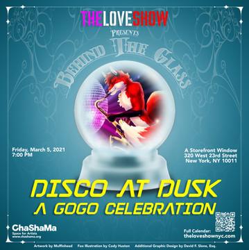 Disco at Dusk