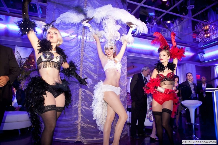 Love Show Burlesque Showgirls