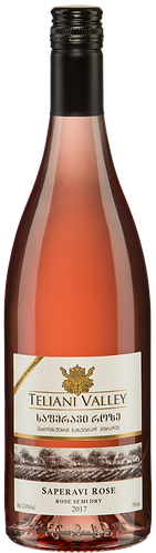 Teliani Valley - Saperavi Rose 2019