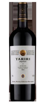 Armenia Wine - Tariri - Areni, Merlot, Cabernet S.