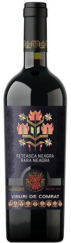 Vinuri De Comrat  - Feteasca Negra + Rara Negra