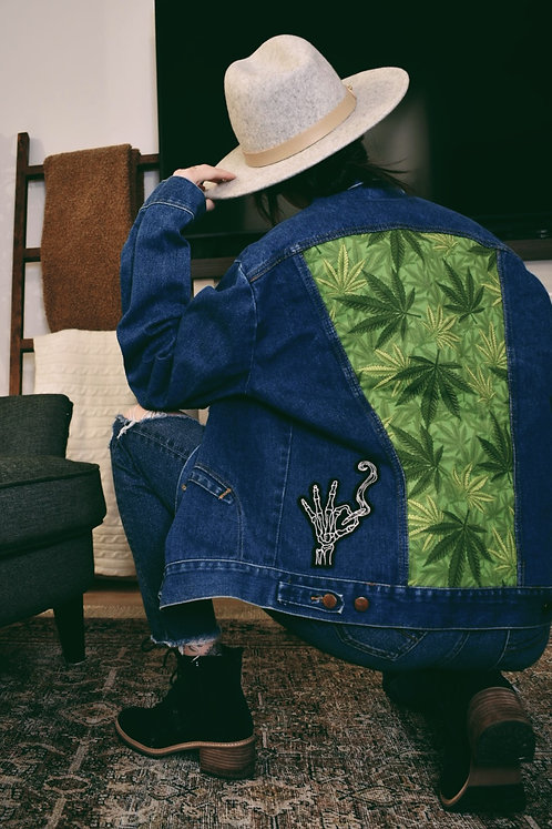 Mary Jane's Jacket