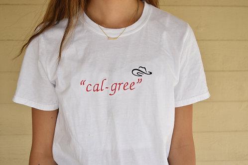 """""""Cal-Gree"""""""