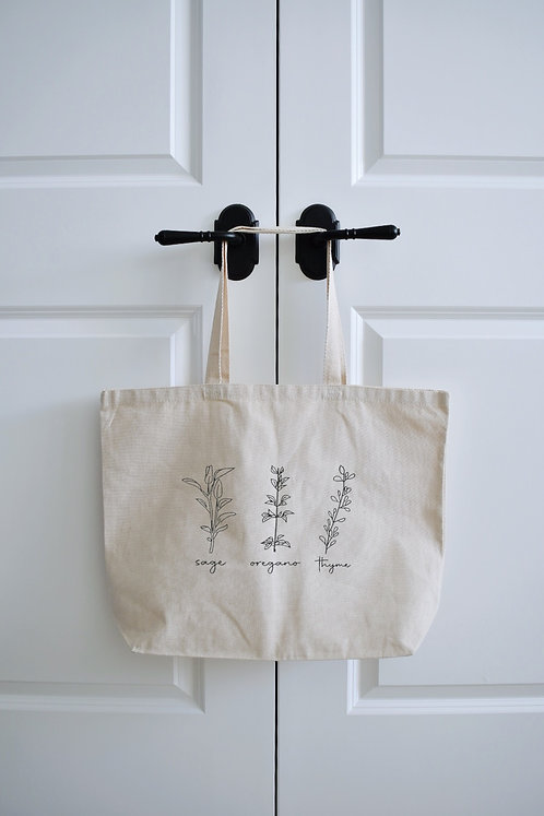 The Herbs Tote