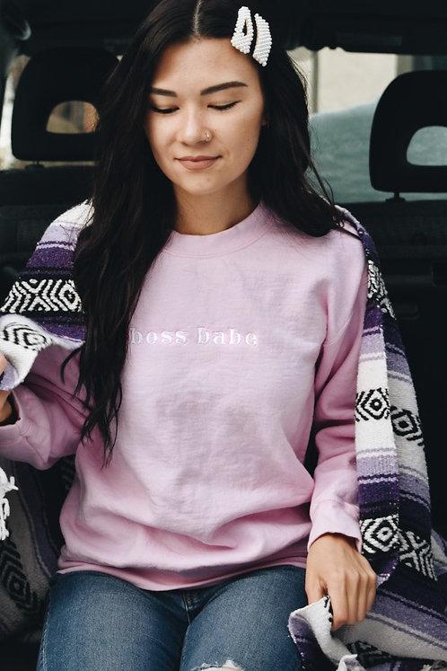 Boss Babe Sweater