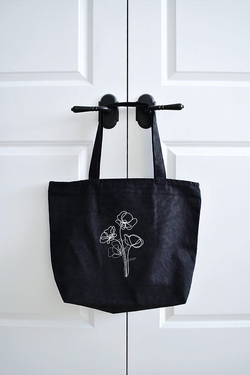 The Flowers Tote