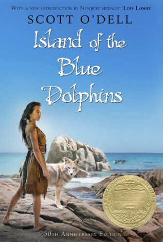 Island Of The Blue Dolphins, by Scott O'Dell—Fewer Dolphins Than The Title Suggests