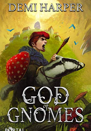 God Of Gnomes, by Demi Harper—Memoirs of a ROCK