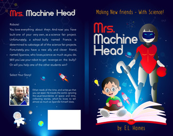 New Mrs. MachineHead Cover!