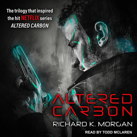 Altered Carbon - The Cost of Immortality