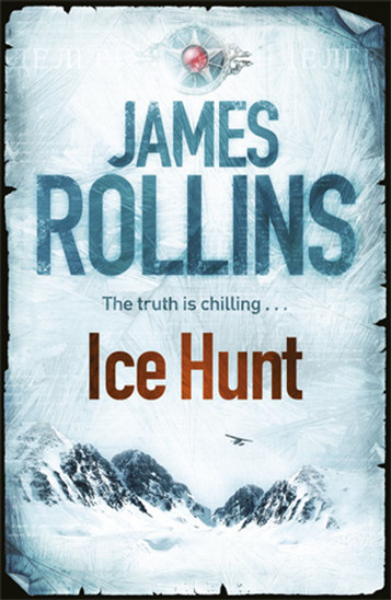 Ice Hunt, by James Rollins - A Blizzard of Bad Things