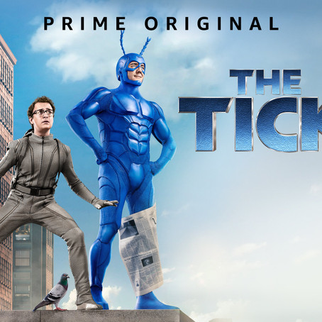 The Tick—What's A Malaphor, Anyway?