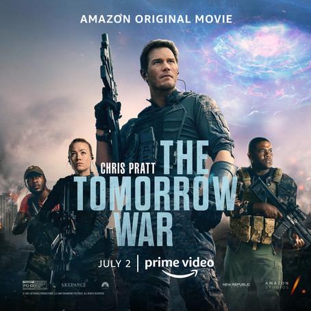 The Tomorrow War—Chris Pratt Fighting Aliens, Fighting For His Family